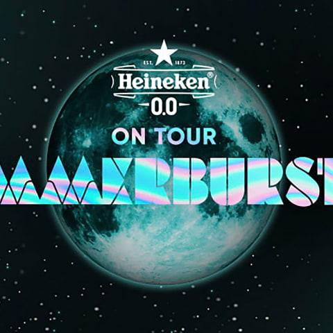 Summerburst on tour kommer till Stockholm
