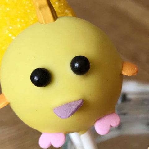 Workshop: Påsktema - Cakepops för barn och vuxna