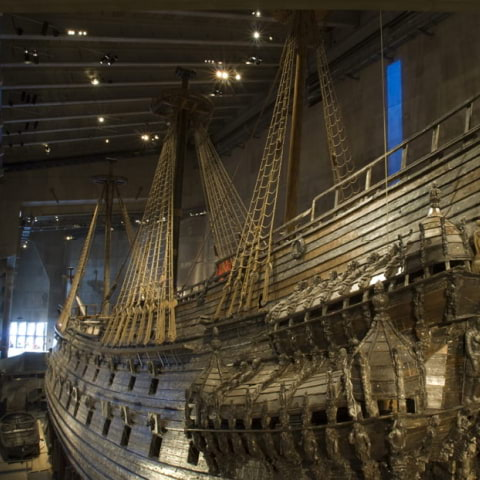 World Wide Vasa: Vasamuseet kommer hem till dig