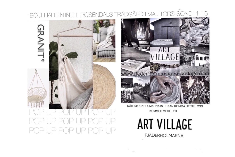 Art Village på Djurgården