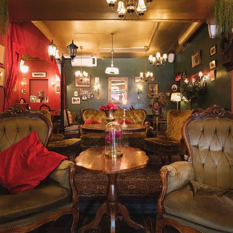 Guiden till mysiga caféer i Stockholm