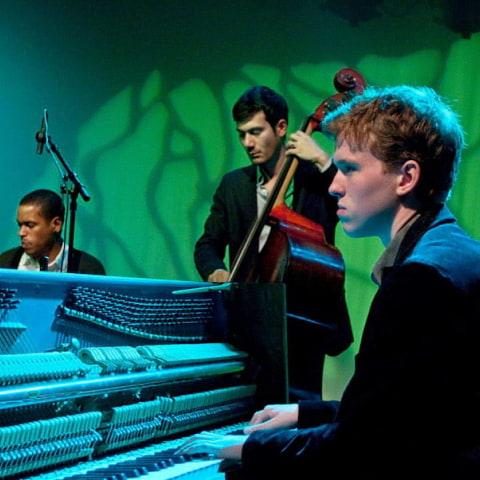 Jazzsalong på Biocafé Tellus: Leo Lindberg Trio
