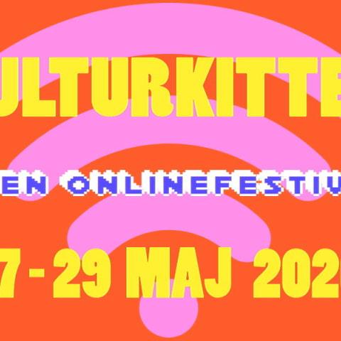Kulturkittet – en onlinefestival