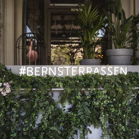 Nu öppnar Berns Terrassen för sommaren