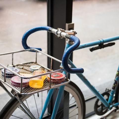 På The Right Cut möts hårvård och cyklar