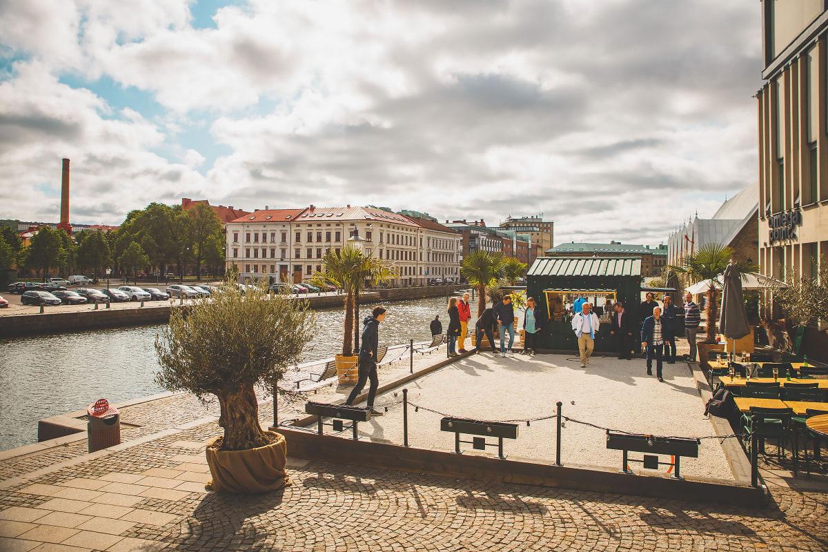 Aktiviteter under sommaren i Göteborg