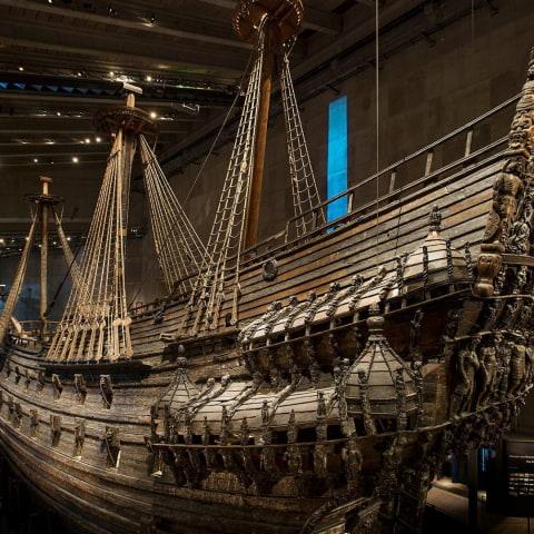 World Wide Vasa – Vasamuseet kommer till dig