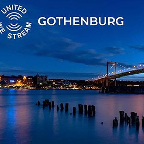 Digital festival intar Göteborg