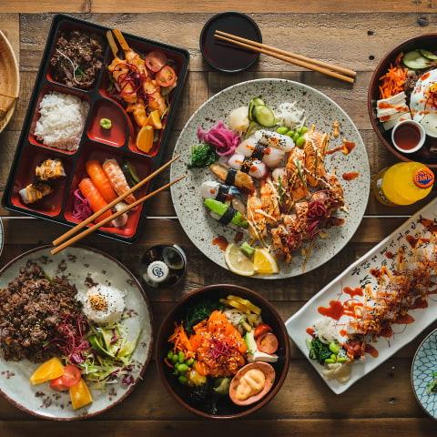 Guiden till Gamla stans bästa sushi
