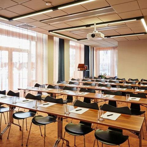 Guiden till konferenslokaler på Kungsholmen