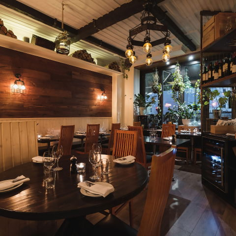 Guiden till lugna restauranger i Stockholm