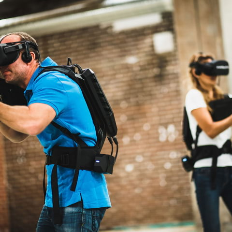Här kan du testa virtual reality i Stockholm