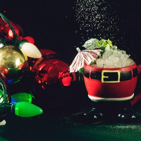 Sturecompagniet öppnar bar med jultema