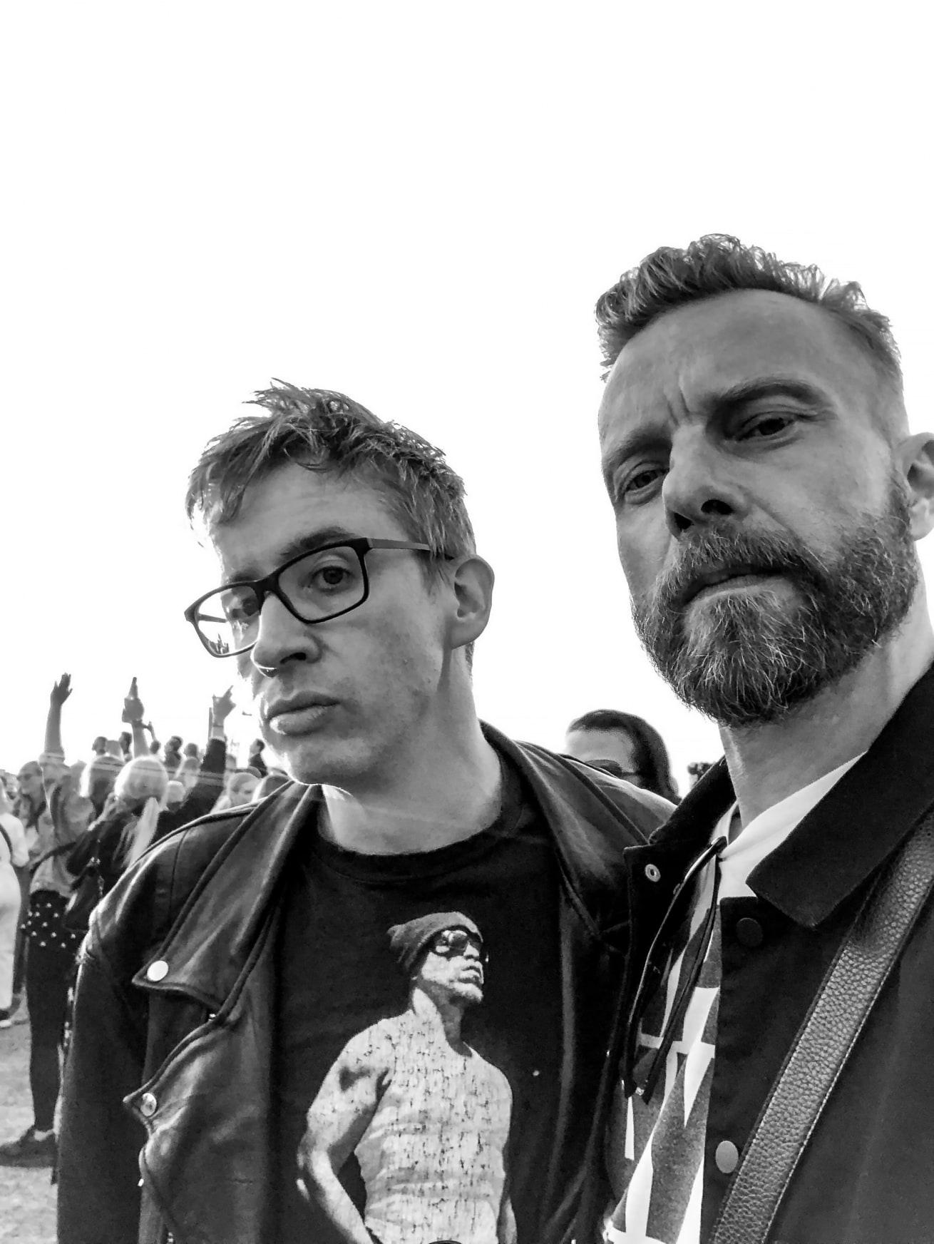 Brunchquiz med Fredrik Strage och Anders Kilander