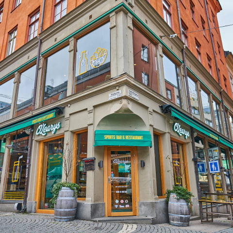 O'Learys öppnar nöjesrestaurang på Hötorget