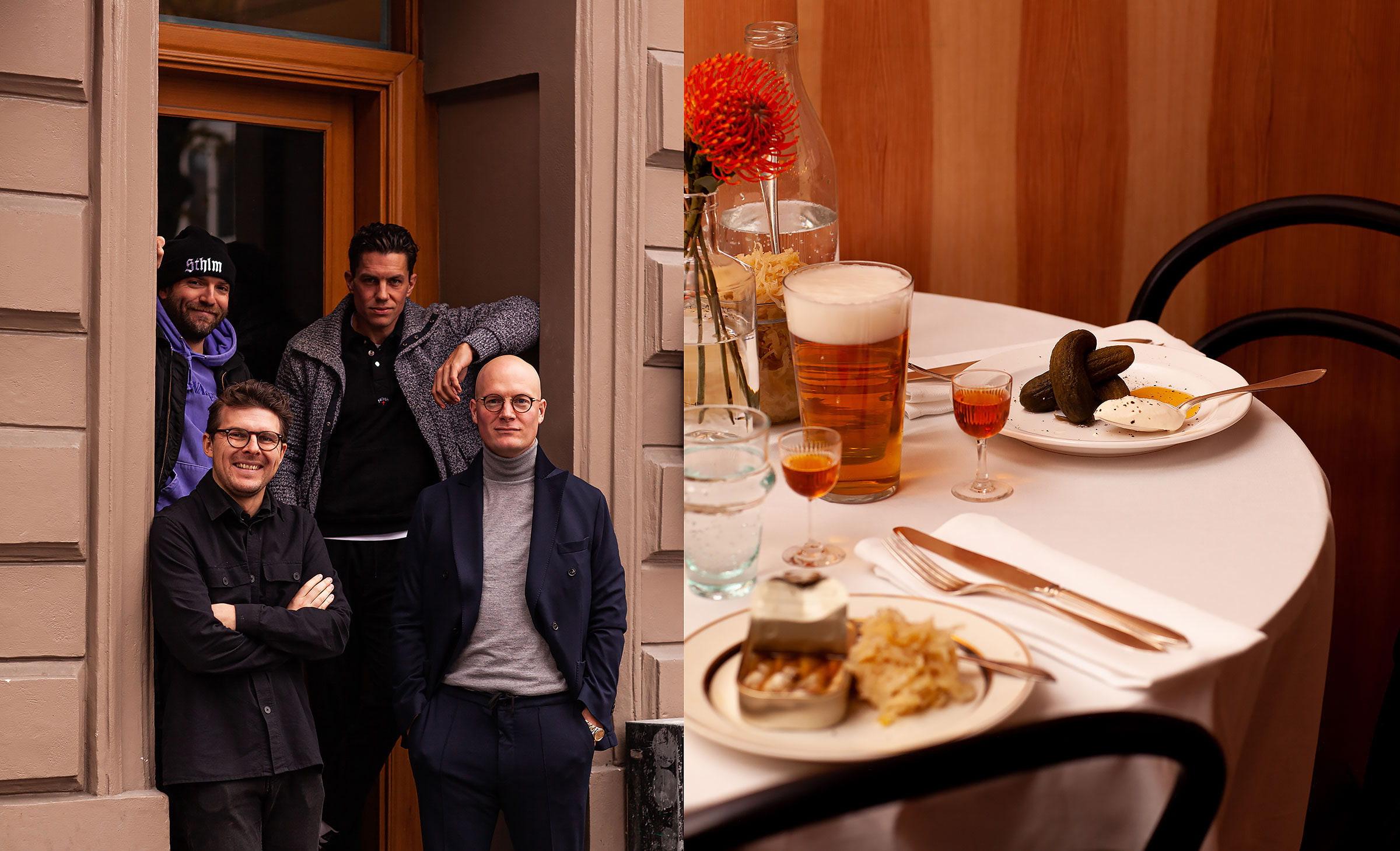 Paradisos matsal blir tyska bistron Liebling