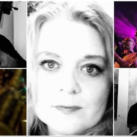 Play4Change med Annamaria Anderson Band: Stockholm Jazz Festival på Biocafé Tellus