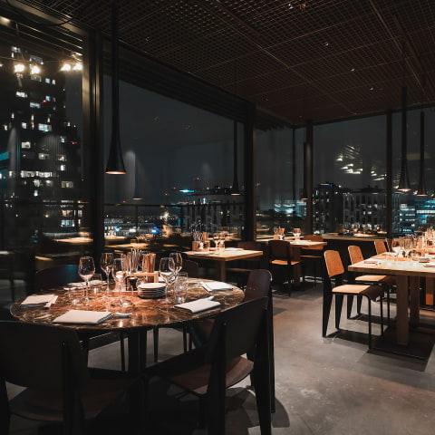 Restauranger som har öppet på måndagar i Stockholm
