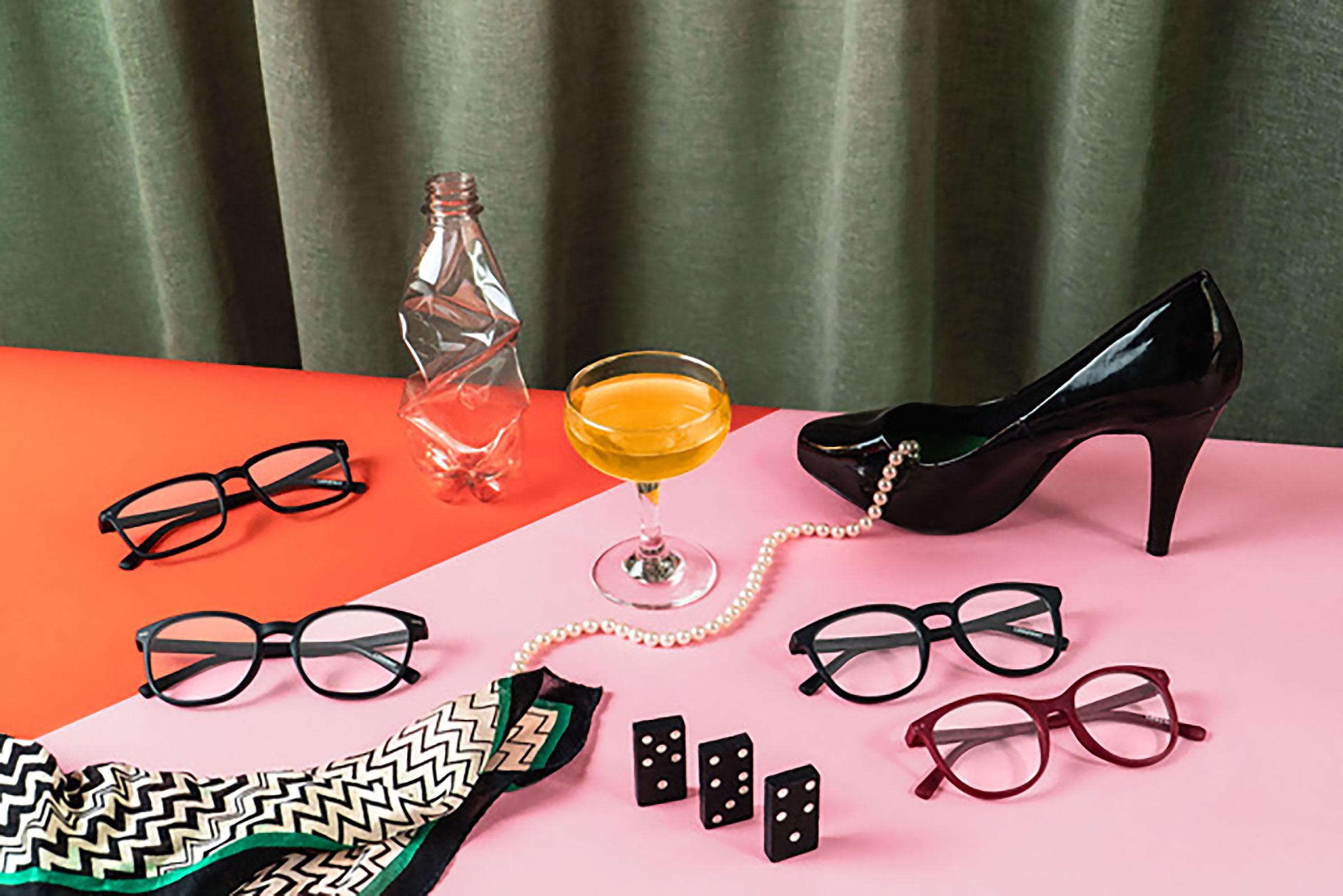 Shoppa återvunna glasögon i pop up på Aplace