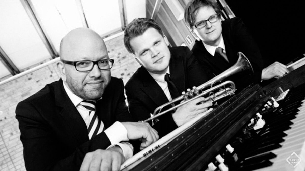 Stocholm Jazz Festival på Biocafé Tellus med Trinity