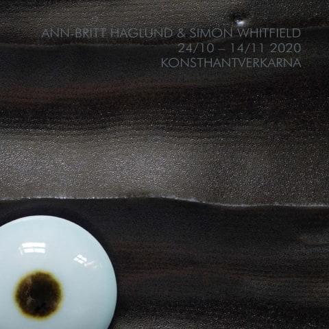 Utställning med Ann-Britt Haglund och Simon Whitfield