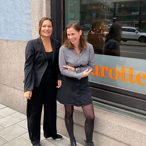 Carotte öppnar ny restaurang i Konserthuset