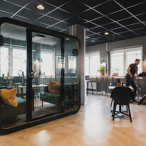 Guiden till coworking spaces i Stockholm