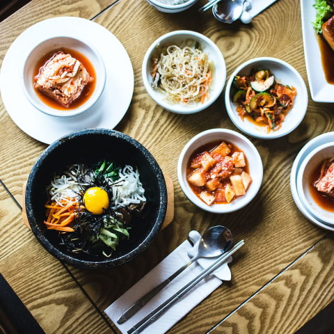 Guiden till Göteborgs bästa koreanska restauranger