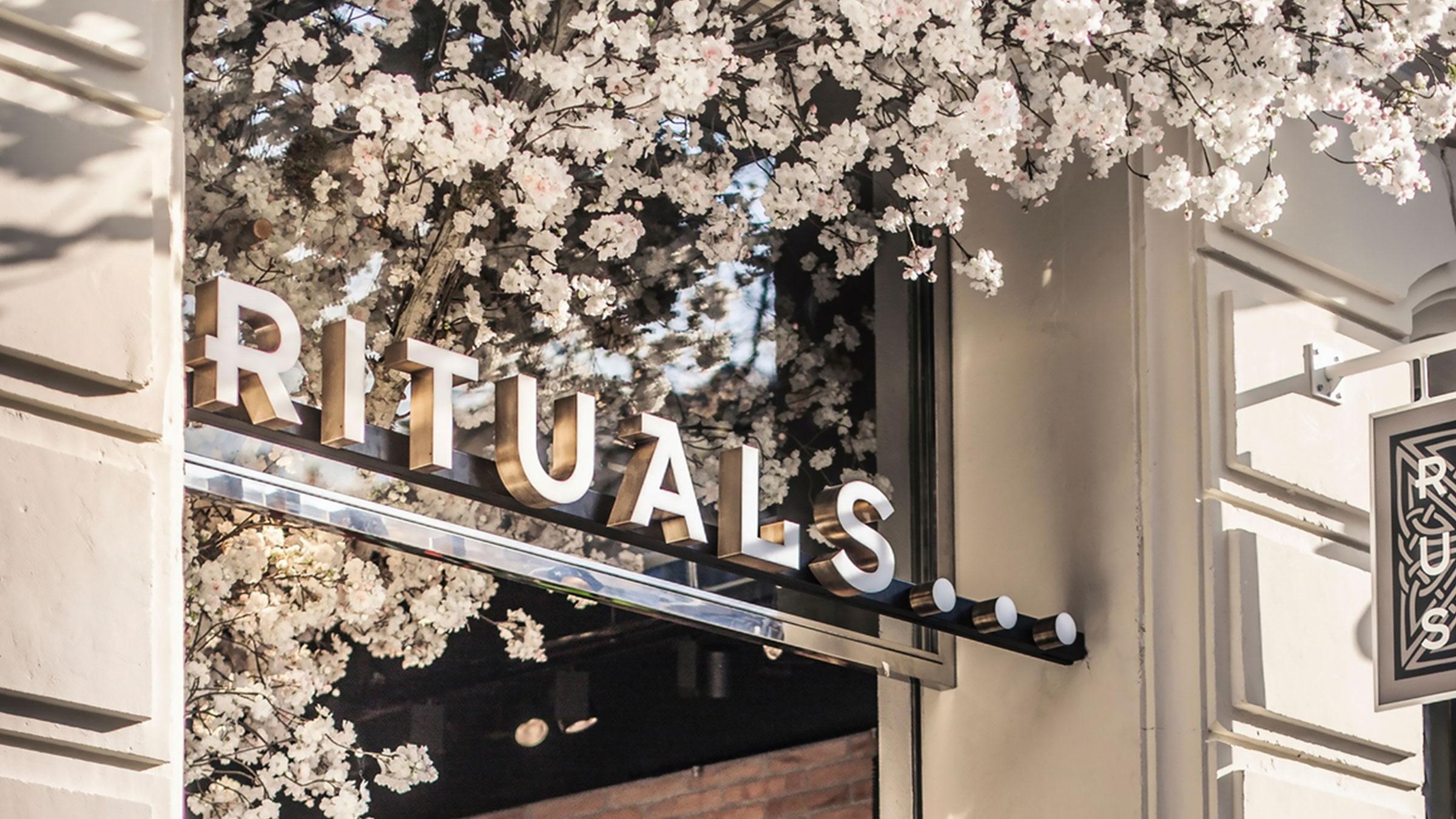 Rituals öppnar nordisk flaggskeppsbutik