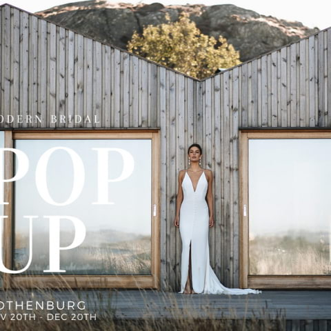 The Dress Tribe x Wild at Heart Bridal Pop Up