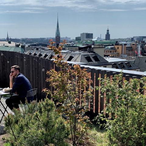 Urban Delis takbar öppnar för året runt-häng