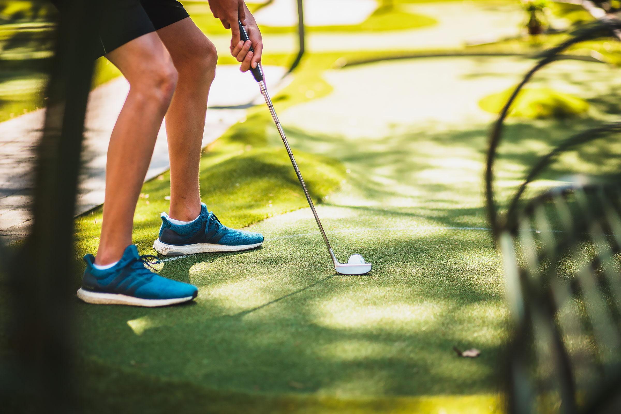 Golfbaren öppnar ny anläggning i Nacka Strand