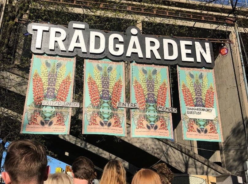 Mellangården ersätter Trädgården i sommar