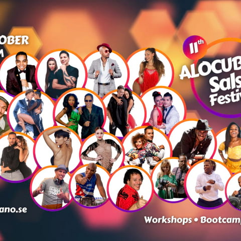 Alocubano Salsa Festival
