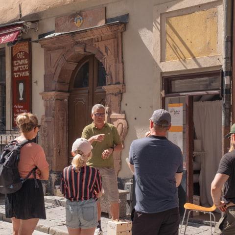 Guiden till stadsvandringar i Stockholm