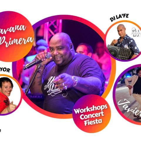 Havana D'Primera i Stockholm