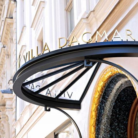 Boutiquehotellet Villa Dagmar öppnar i maj