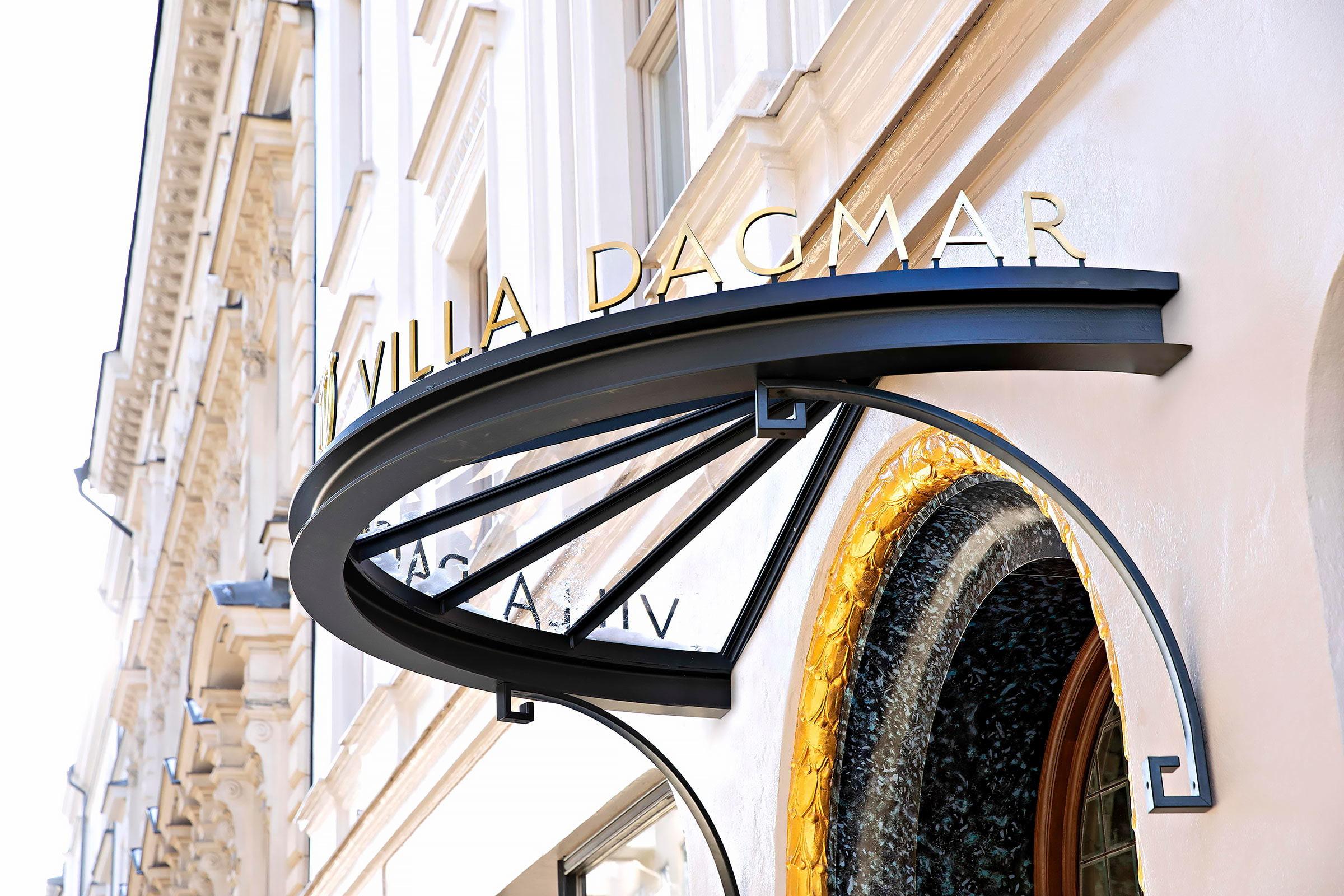 Foto: Villa Dagmar av Carl Hjelte
