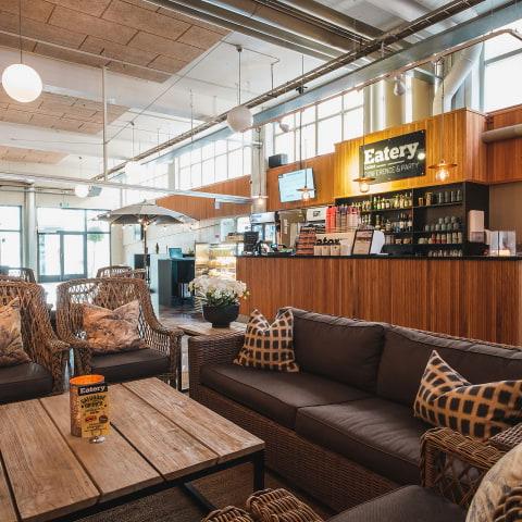 Kedjan Eatery öppnar två nya restauranger i Stockholm