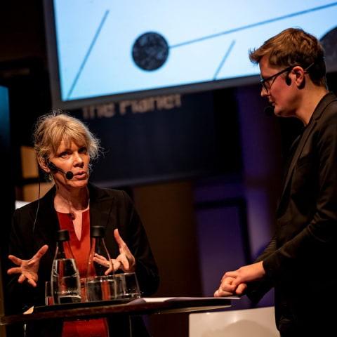 Lyssna på Nobelprismuseets podcast om Nobelpriset
