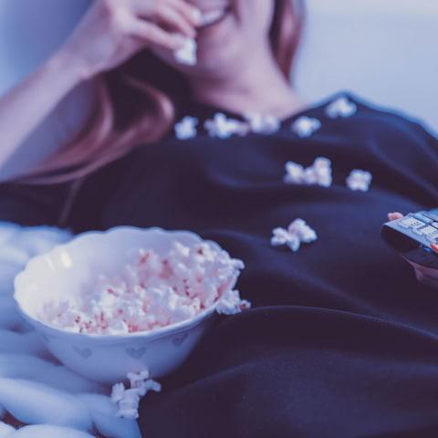 Få snacks och mat hemlevererat på natten