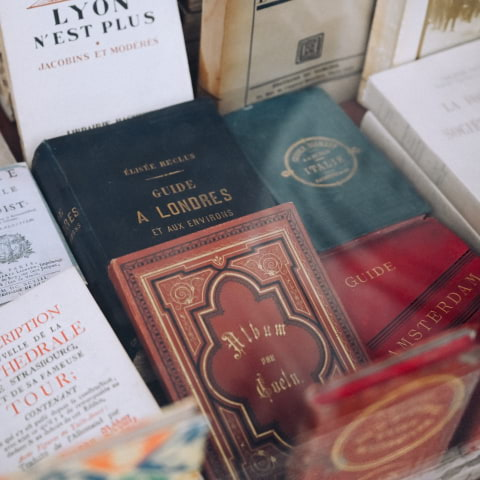 Guiden till bokhandlar i Stockholm