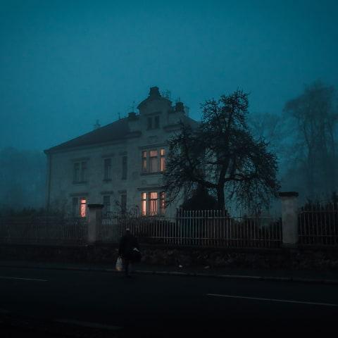 Guiden till platser där det spökar i Stockholm