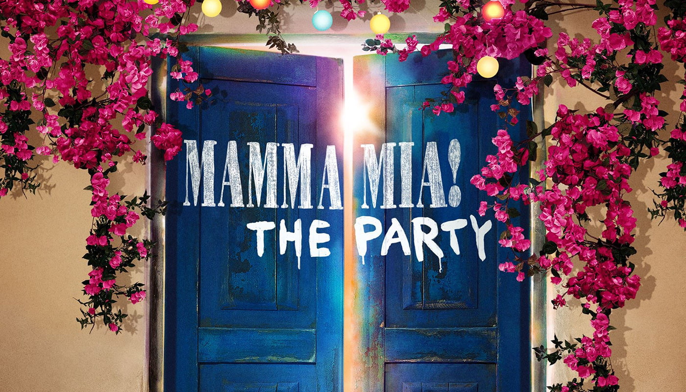 Premiär för Mamma Mia! The Party på Rondo