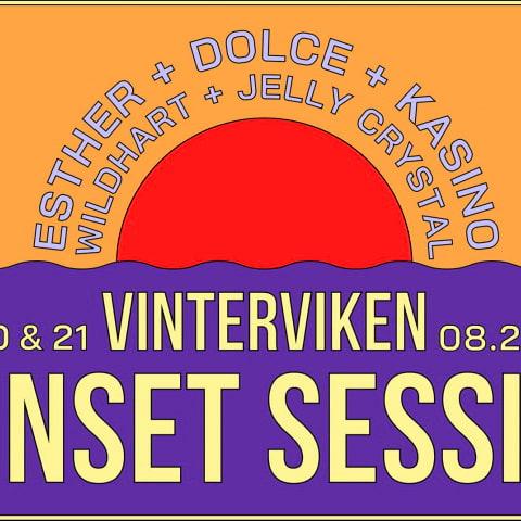 Så blir Vinterviken Sunset Session 2021