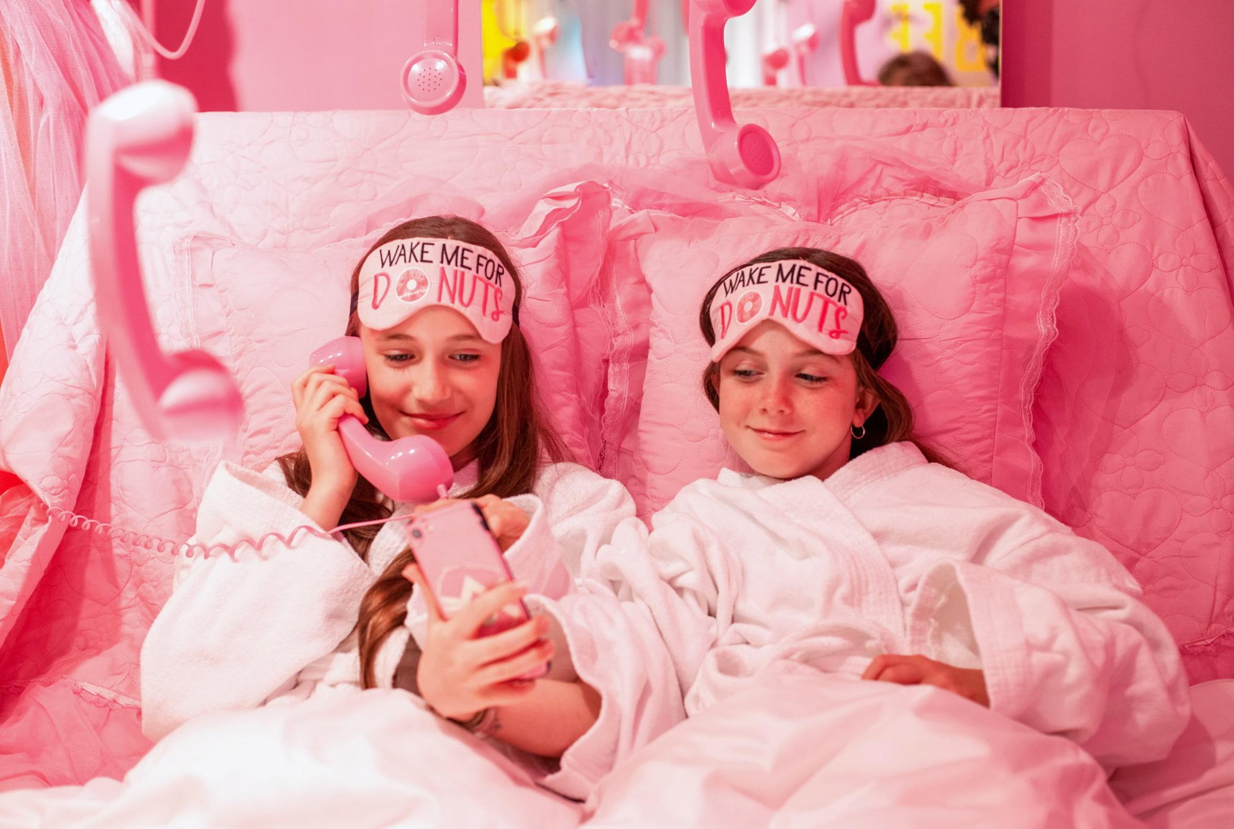 Checka in i en rosa dröm på Radisson Blu Scandinavia
