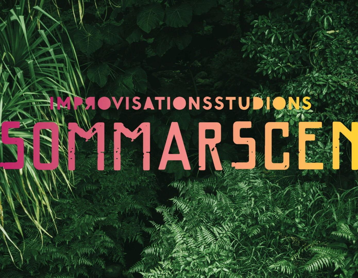 Improvisationsstudion Sommarscen