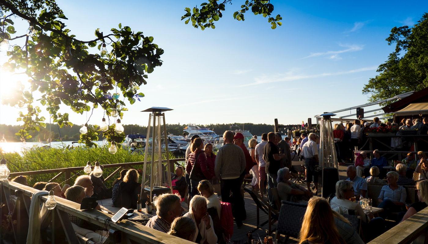 Konserter på Djurönäset sommaren 2021