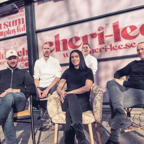 Nu öppnar Cheri-Lee – Göteborgs nya dinner club