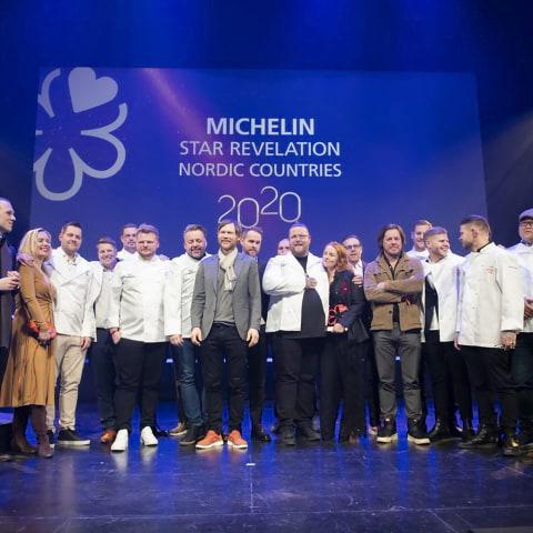 Michelinstjärnorna delas ut först i september